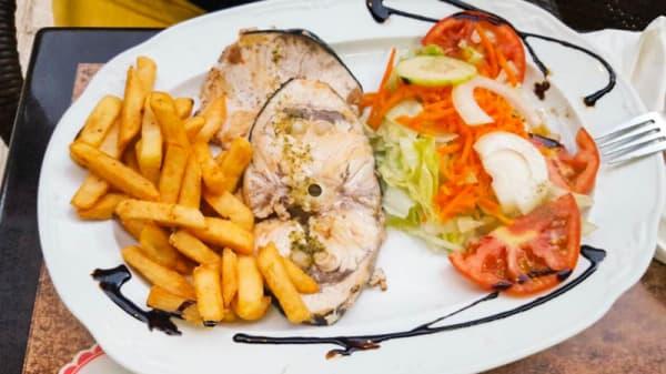 Sugerencia del chef - Cafeteria la Gramola, Son Servera