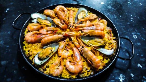 Paella - El Pescador, Isla Cristina
