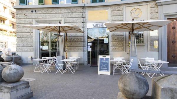 Terrazza - Il Bancone di Birra del Borgo - Piazza Bologna, Rome