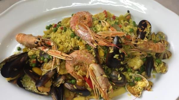 paella - Donna Margherita, Collegno