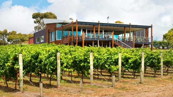 Jack Rabbit Restaurant, Bellarine (VIC)