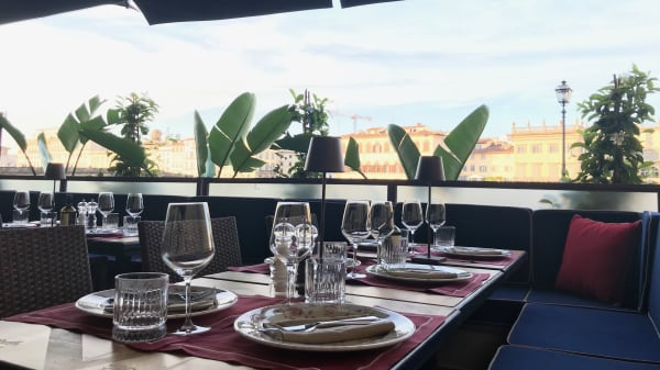 Osteria Belguardo, Firenze