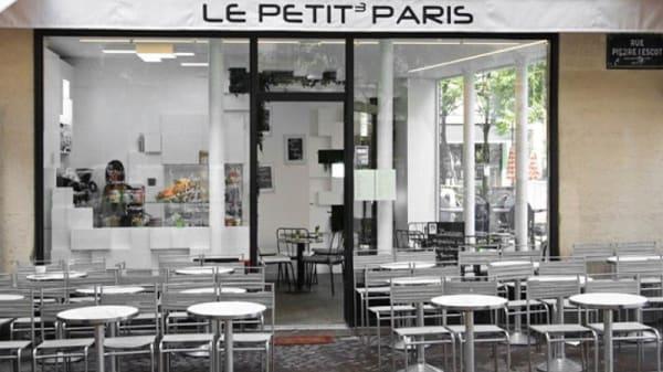 Devanture - Le Petit Paris, Paris