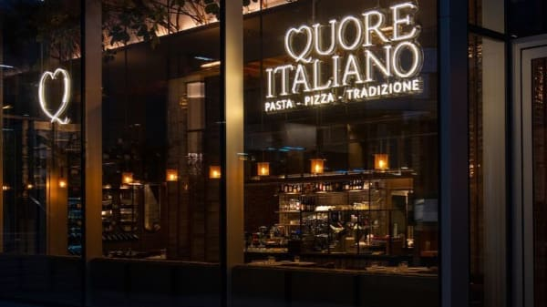 Quore Italiano via Capelli, Milan