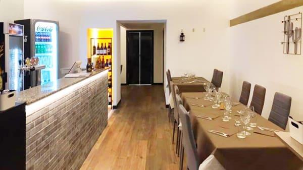 Vista della sala - Madre Carne, Terni