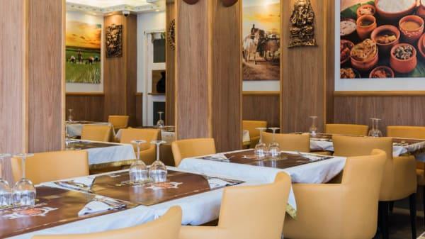 Vue de la salle - Taste Of India, Villeneuve-le-Roi
