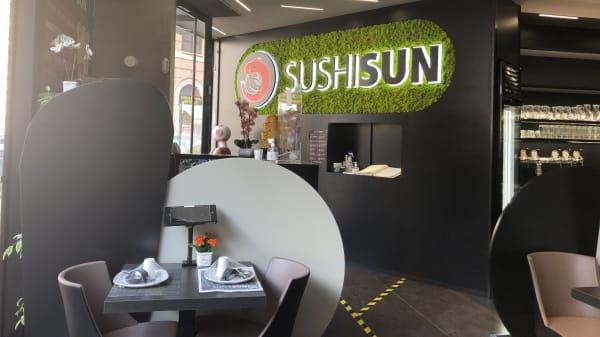 Sushi Sun Nomentana, Rome