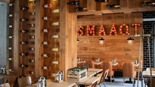 Het restaurant - SmaaQt, Amsterdam