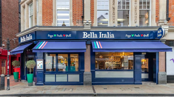 Bella Italia - Oxford, Oxford