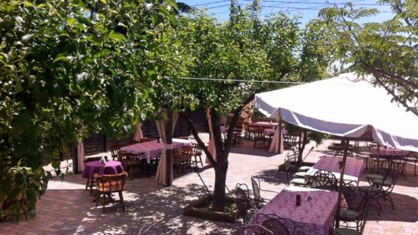 Dehors estivo - Il Giardino dei Sapori, Nichelino