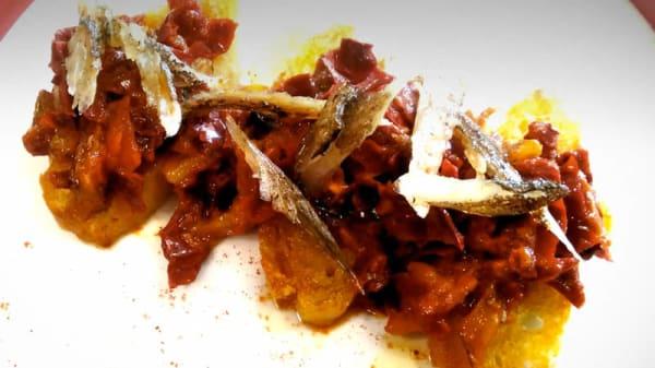 Sugerencia del chef - Nou Campanar, Alcoi