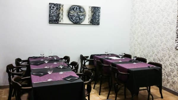 Vista sala - Berlín 5 gastrobar, Toledo