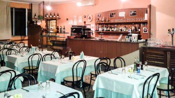 La sala - Ristorante Bonnie & Clyde, Sesto San Giovanni