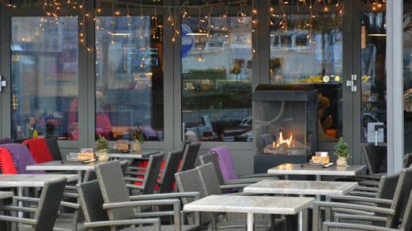 Terrasse - Smash Cafe, Blankenberge