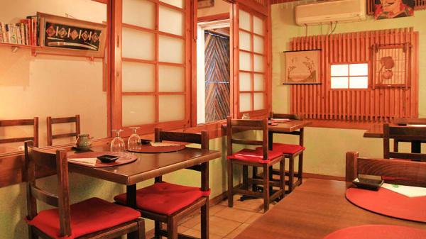 Vista Sala - Tokyo Sushi, Barcelona