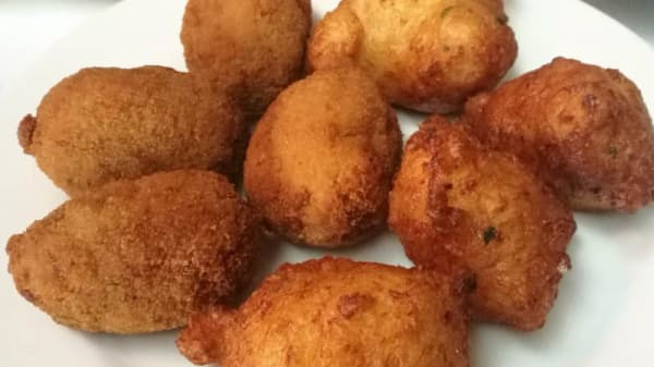 Sugerencia del chef - Can Cordons, Riudarenes