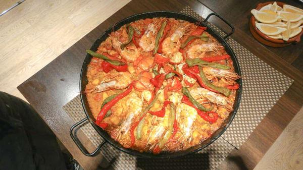 sugerencia del chef - Oryza, Manresa