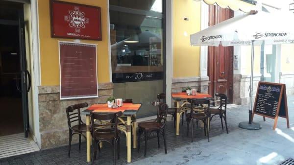 Terraza - Andino Gastrobar, Málaga
