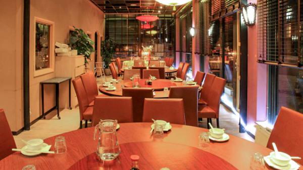 Het restaurant - Golden Garden, Amsterdam