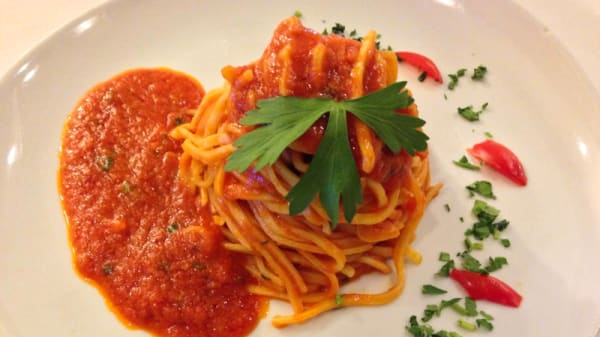 Suggerimento dello chef - Trattoria dei paesi nostri, Anatolia Di Narco