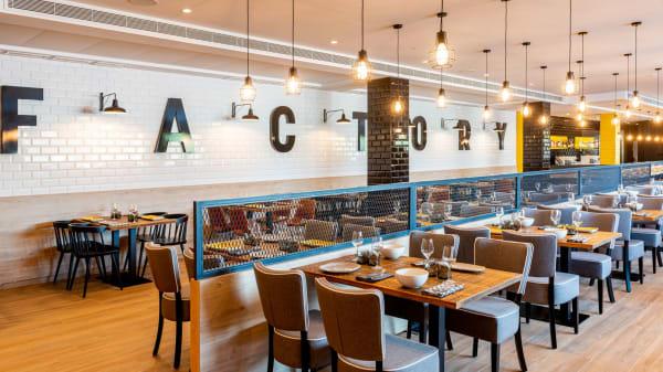 The Factory | L'Azure Hotel - The Factory | L'Azure Hotel, Lloret De Mar