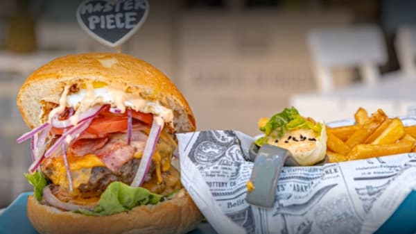 Sabris Burger, Sant Jordi De Ses Salines