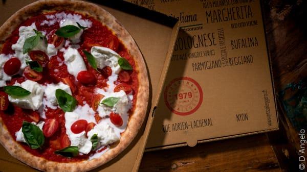 La Bufalina - Pizza Leggera - Restaurant & Pizzeria à Rive, Genève