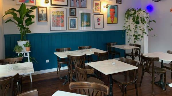 Oz Café, Lisboa