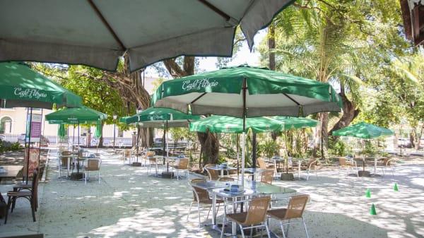 Café Passeio (Fortaleza), Fortaleza