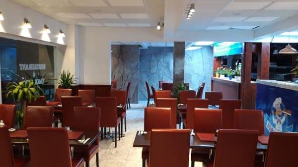 The Fish Restaurant, Brighton