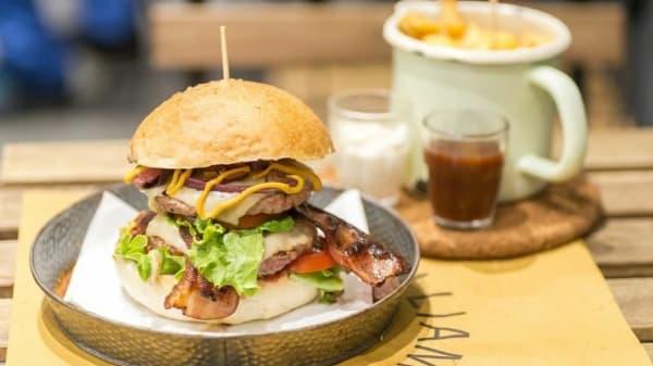 Suggerimento dello chef - William's Coffee Burger, Genova