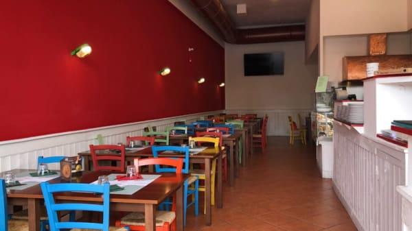 Vista sala - I Testardi, Pieve Emanuele