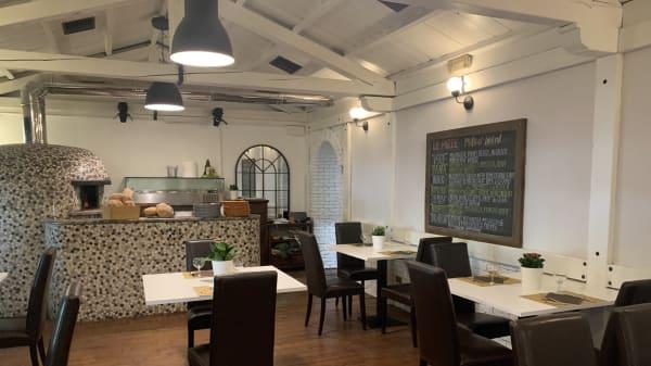 Sala ristorante e Forno pizza - Mibio' Bistrot, Milano