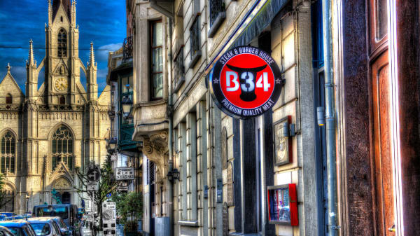 B34 - B34 Steak and Burger House, Ixelles