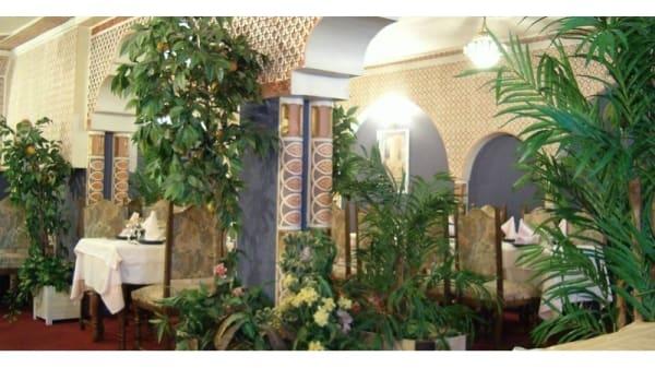 Aperçu de l'intérieur - El Mamounia, Dammarie-les-Lys
