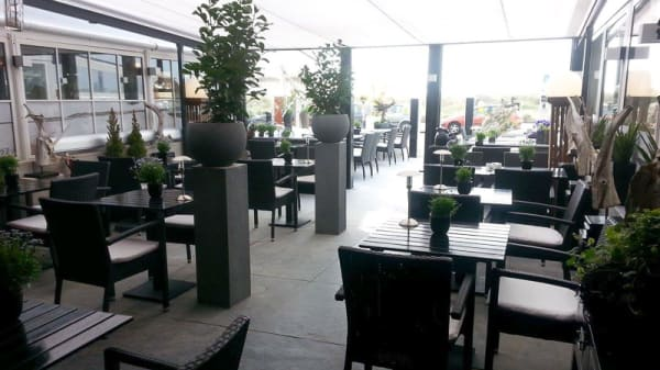 Terras - Bij Raggers, Noordwijk