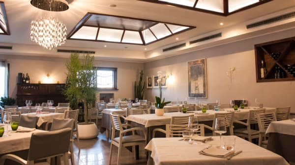 Interno - Ristorante Sublimare, Terracina