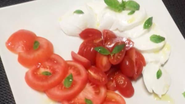 Sugerencia del chef - Pizzería Ferrari, Blanes