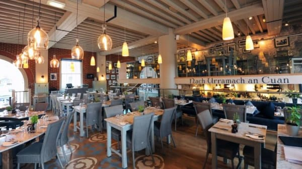Loch Fyne Restaurant Portsmouth, Portsmouth