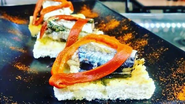 Sugerencia del chef - La Parada de la Villa, Lerma