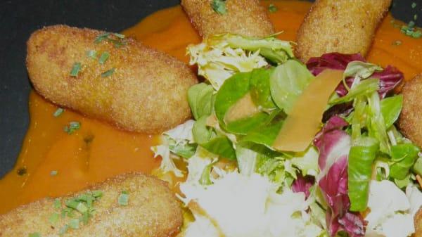 Sugerencia del chef - El Molino, Nuño Gomez