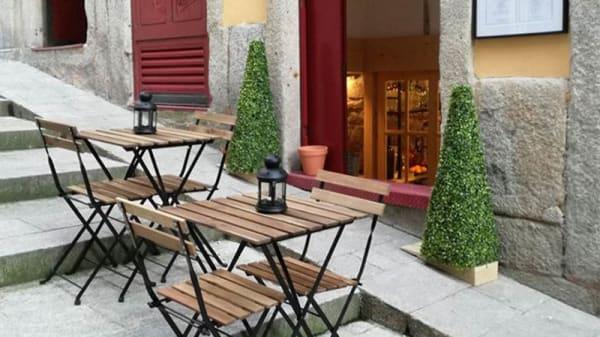 Esplanada - O Buraquinho da Sé, Porto