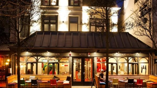 Hotel Pannenkoekhuis Vierwegen - Hotel Pannenkoekhuis Vierwegen Domburg, Domburg