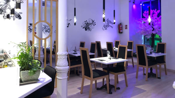 Miku Sushi Restaurante, Madrid