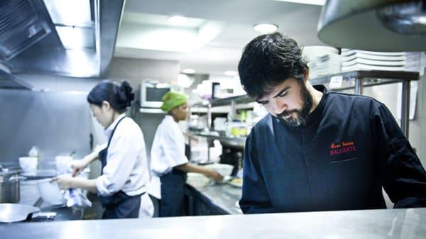 Chef - Baluarte de Óscar García, Soria