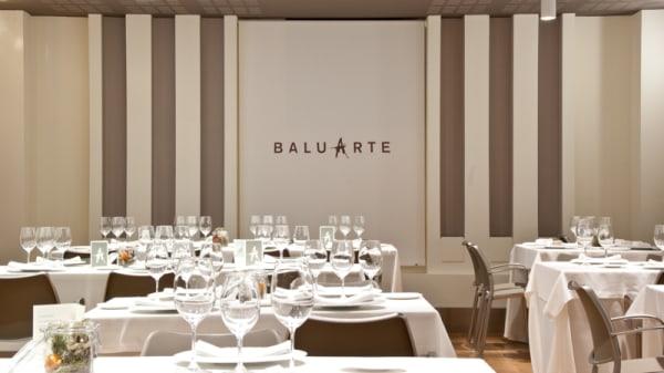 Sala del restaurante - Baluarte de Óscar García, Soria