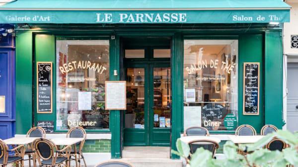 Façade - Le Parnasse, Versailles
