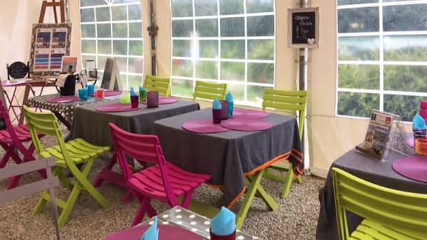 Terrasse - Pop Up Open Air Restaurant, Épernay
