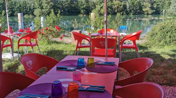 Pop Up Open Air Restaurant, Épernay