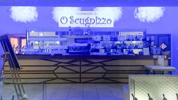 bancone - O'Scugnizzo, Arluno